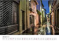 Saint Tropez - Early Morning Street Photography (Wandkalender 2019 DIN A2 quer) - Produktdetailbild 1