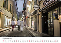 Saint Tropez - Early Morning Street Photography (Wandkalender 2019 DIN A3 quer) - Produktdetailbild 9