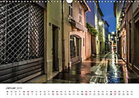 Saint Tropez - Early Morning Street Photography (Wandkalender 2019 DIN A3 quer) - Produktdetailbild 1