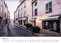 Saint Tropez - Early Morning Street Photography (Wandkalender 2019 DIN A3 quer) - Produktdetailbild 3