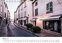 Saint Tropez - Early Morning Street Photography (Tischkalender 2019 DIN A5 quer) - Produktdetailbild 3