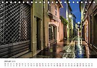Saint Tropez - Early Morning Street Photography (Tischkalender 2019 DIN A5 quer) - Produktdetailbild 1