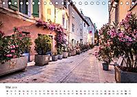 Saint Tropez - Early Morning Street Photography (Tischkalender 2019 DIN A5 quer) - Produktdetailbild 5