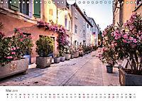 Saint Tropez - Early Morning Street Photography (Wandkalender 2019 DIN A4 quer) - Produktdetailbild 5