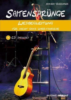 Saitensprünge, m. Audio-CD, Norbert Roschauer