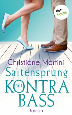 Saitensprung mit Kontrabass, Christiane Martini