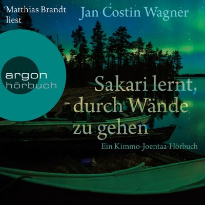Sakari lernt, durch Wände zu gehen (Gekürzte Lesung), Jan Costin Wagner