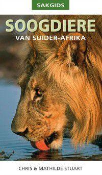 Sakgids: Soogdiere van Suider-Afrika, Chris Stuart