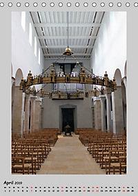 Sakral-Raum-Gestaltung - Die Kirchen von Hildesheim (Tischkalender 2019 DIN A5 hoch) - Produktdetailbild 4