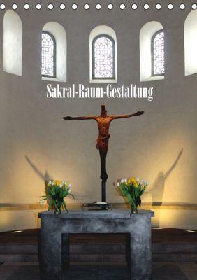 Sakral-Raum-Gestaltung - Die Kirchen von Hildesheim (Tischkalender 2019 DIN A5 hoch), Gerhard Niemsch