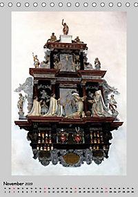 Sakral-Raum-Gestaltung - Die Kirchen von Hildesheim (Tischkalender 2019 DIN A5 hoch) - Produktdetailbild 11