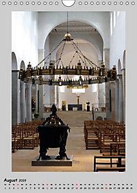 Sakral-Raum-Gestaltung - Die Kirchen von Hildesheim (Wandkalender 2019 DIN A4 hoch) - Produktdetailbild 8