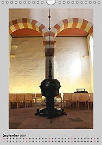 Sakral-Raum-Gestaltung - Die Kirchen von Hildesheim (Wandkalender 2019 DIN A4 hoch) - Produktdetailbild 9