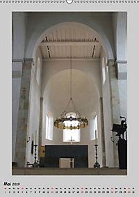 Sakral-Raum-Gestaltung - Die Kirchen von Hildesheim (Wandkalender 2019 DIN A2 hoch) - Produktdetailbild 5