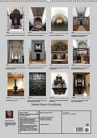 Sakral-Raum-Gestaltung - Die Kirchen von Hildesheim (Wandkalender 2019 DIN A2 hoch) - Produktdetailbild 13