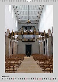 Sakral-Raum-Gestaltung - Die Kirchen von Hildesheim (Wandkalender 2019 DIN A3 hoch) - Produktdetailbild 4