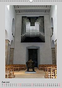 Sakral-Raum-Gestaltung - Die Kirchen von Hildesheim (Wandkalender 2019 DIN A3 hoch) - Produktdetailbild 6