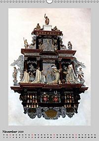 Sakral-Raum-Gestaltung - Die Kirchen von Hildesheim (Wandkalender 2019 DIN A3 hoch) - Produktdetailbild 11