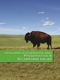 Salem Singles: Encyclopedia of Environmental Issues: Preservation & Wilderness Issues