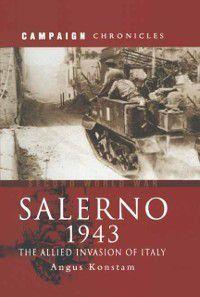 Salerno 1943, Angus Konstam