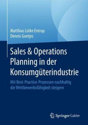Sales & Operations Planning in der Konsumgüterindustrie -  pdf epub