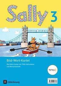 Sally, Ab Klasse 3, Neubearbeitung: 3. Schuljahr - Wort-Bild-Kartei und Wortschatzheft im Paket