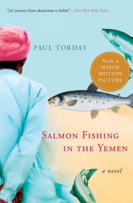 Salmon Fishing in the Yemen, Paul Torday