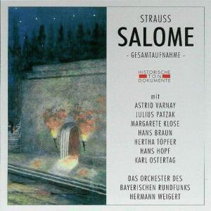 Salome (Ga), Orch.D.Bayer.Rundfunks