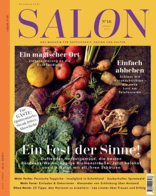 SALON - Das Magazin für Gastlichkeit, Design und Kultur