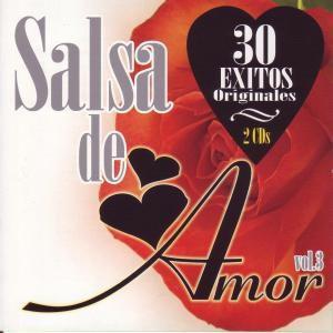 Salsa de Amor Vol. 3, Diverse Interpreten