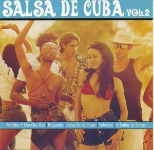 Salsa De Cuba,Vol.2, Various