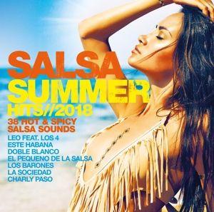 Salsa Summer Hits 2018, Diverse Interpreten