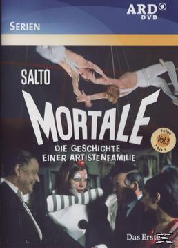 Salto Mortale - Die Geschichte einer Artistenfamilie - Vol. 3, Salto Mortale