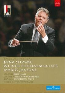 Salzburg Festival: Don Juan/Wesendonck-Lieder/+, Richard Strauss, Richard Wagner, Johannes Brahms