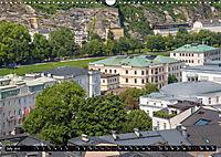 SALZBURG Lovely Old Town (Wall Calendar 2019 DIN A3 Landscape) - Produktdetailbild 7