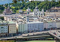 SALZBURG Lovely Old Town (Wall Calendar 2019 DIN A3 Landscape) - Produktdetailbild 8
