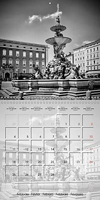 SALZBURG Monochrome Highlights (Wall Calendar 2019 300 × 300 mm Square) - Produktdetailbild 2