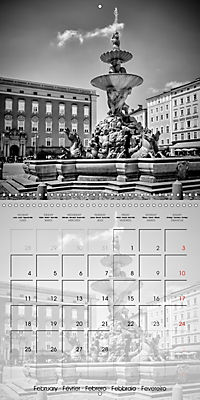 SALZBURG Monochrome Highlights (Wall Calendar 2019 300 × 300 mm Square) - Produktdetailbild 2