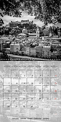 SALZBURG Monochrome Highlights (Wall Calendar 2019 300 × 300 mm Square) - Produktdetailbild 1