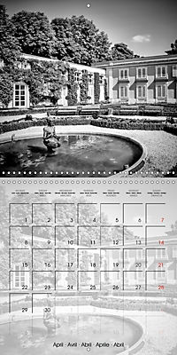 SALZBURG Monochrome Highlights (Wall Calendar 2019 300 × 300 mm Square) - Produktdetailbild 4
