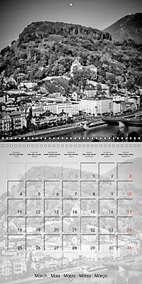 SALZBURG Monochrome Highlights (Wall Calendar 2019 300 × 300 mm Square) - Produktdetailbild 3