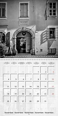 SALZBURG Monochrome Highlights (Wall Calendar 2019 300 × 300 mm Square) - Produktdetailbild 11