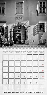 SALZBURG Monochrome Highlights (Wall Calendar 2019 300 × 300 mm Square) - Produktdetailbild 11