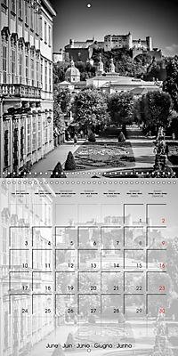SALZBURG Monochrome Highlights (Wall Calendar 2019 300 × 300 mm Square) - Produktdetailbild 6