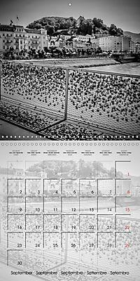 SALZBURG Monochrome Highlights (Wall Calendar 2019 300 × 300 mm Square) - Produktdetailbild 9