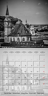 SALZBURG Monochrome Highlights (Wall Calendar 2019 300 × 300 mm Square) - Produktdetailbild 12