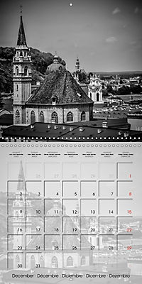 SALZBURG Monochrome Highlights (Wall Calendar 2019 300 × 300 mm Square) - Produktdetailbild 12