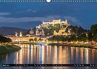 Salzburg - Österreich (Wandkalender 2019 DIN A3 quer) - Produktdetailbild 2