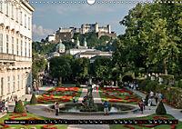 Salzburg - Österreich (Wandkalender 2019 DIN A3 quer) - Produktdetailbild 11