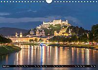 Salzburg - Österreich (Wandkalender 2019 DIN A4 quer) - Produktdetailbild 4